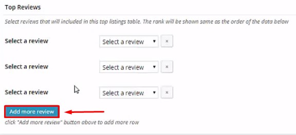 Add more review
